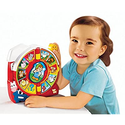 Fisher-Price See 'n Say The Farmer Says: Toys & Games