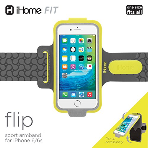 iHome Case iPhone 6s YELLOW