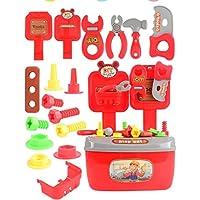 22-Pieces Wumedy Kids Repair Tool Toy Kit