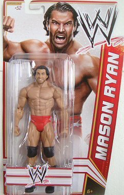 WWE Mason Ryan Figure Series 21 by WWE