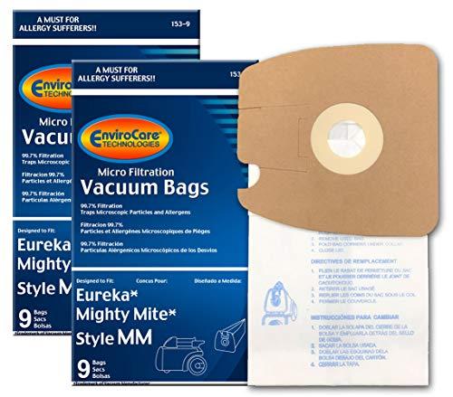 eureka vacuum cleaner bags - 3