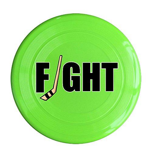 [VOLTE Fight Hocky KellyGreen Flying-discs 150 Grams Outdoor Activities Frisbee Star Concert Dog Pet] (Hockey Stanley Cup Costume)