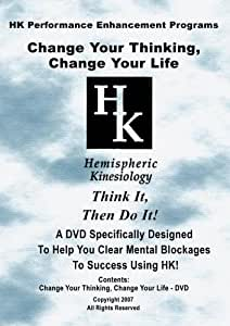 Change Your Thinking, Change Your Life (DVD)