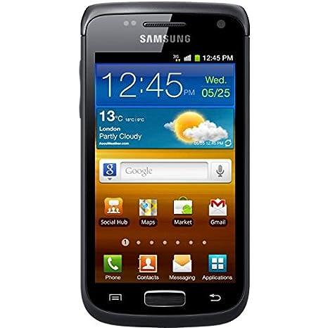 Samsung Galaxy W I8150 Smartphone, Nero [Italia]: Amazon.it: Elettronica