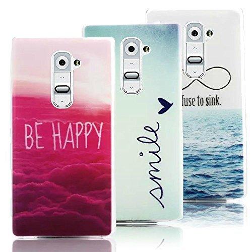 16 opinioni per Vandot 3 x cover set per LG G2, Vandot Antiscivolo Satinato back cover Pe LG G2,