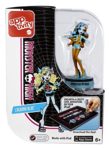 MonsterHigh (Monster High) apptivity figure Lagoona Blue (Laguna Blue) 8519c [Mattel MATTEL doll toy goods miscellaneous goods]