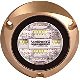 SeaBlaze X2 Underwater Light, Bronze, Spectrum RGBW