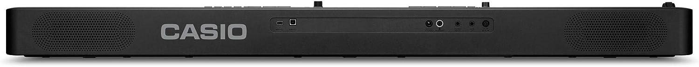 Casio CDP-S350 BK Compcat Piano Set (ligero 88-Tasten Comapct Piano con altavoz, acompañamiento automático, USB & MIDI incluida Pianobank, base, auriculares & Klavierschule con CD & DVD) Negro: Amazon.es: Instrumentos musicales