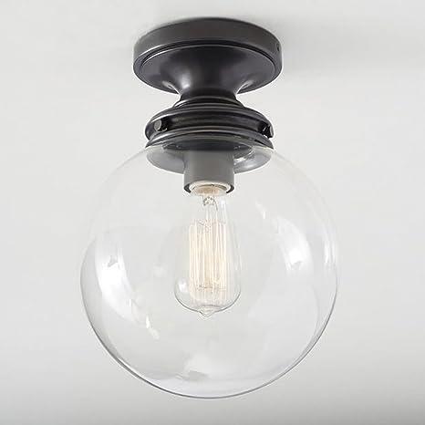 BAYCHEER Retro lámpara colgante techo la Industria araña ...