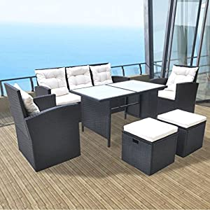 51%2BSbQjJZ3L._SS300_ Wicker Dining Tables & Wicker Patio Dining Sets
