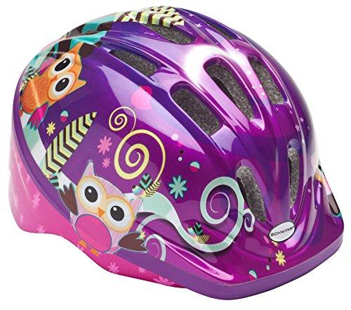 Schwinn Toddler Classic Owls Microshell (Classic Helmet)