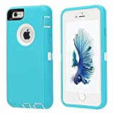 Best Co Cases For IPhones - iPhone 6/6s Case, 3 in 1 4.7 inch Review