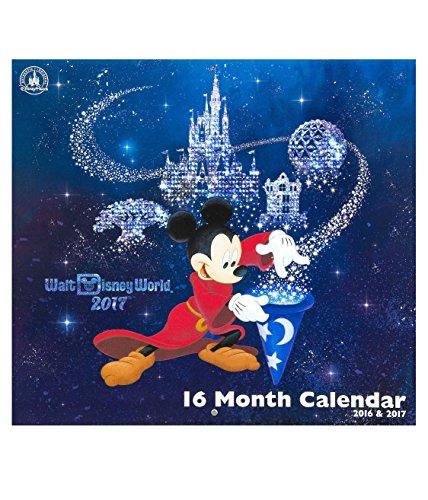 walt disney world calendar - 2
