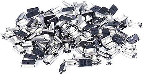 Myshopx 10 Stück Microtaster Mikro Schalter Tactile Drucktaster Microschalter Mini Push Button Switch 3x6x2 5mm Fernbedienung Schlüssel Taster Micro Smd Mp08 Auto