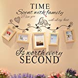 Time Spent With Family Is Wort