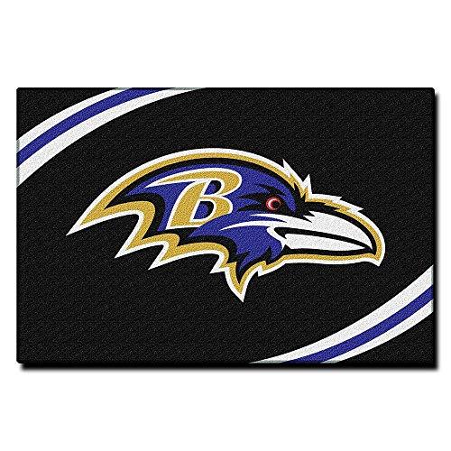 Baltimore Ravens 20 x 30 Rug