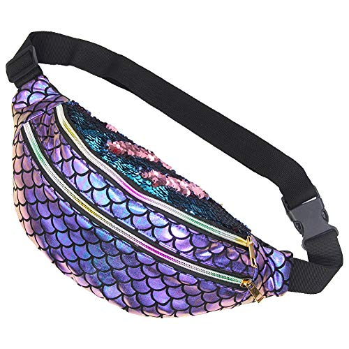 Basumee Mermaid Fanny Glitter Sequins product image