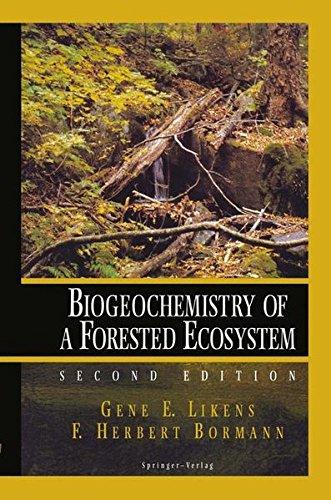 Biogeochemistry: of a Forested Ecosystem