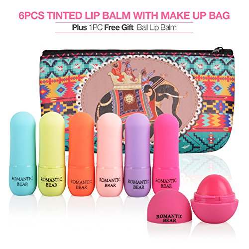 6pcs Gift Set - Tinted Lip Balm