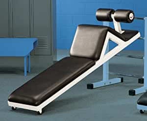 Amazon Com Bent Knee Sit Up Bench Weight Benches