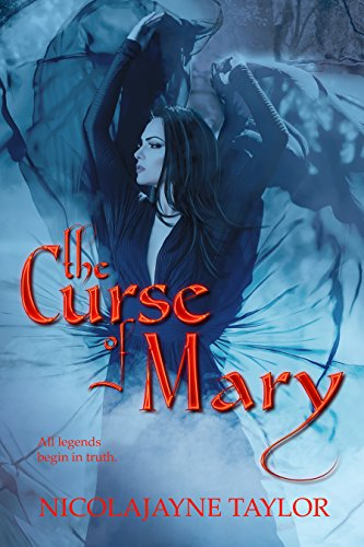 The Curse of Mary by [Taylor, Nicolajayne]