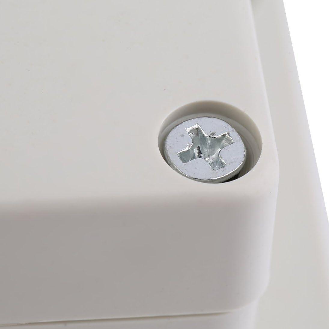 WEIHAN /Étanche 100 x 68 x 50mm Plastique Projet /Électronique Bo/îtier Bo/îtier Bo/îtier DIY Bo/îtier Instrument