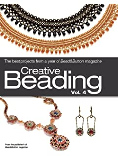 Creative beading vol 2 bead button books editors of creative beading vol 4 fandeluxe Images