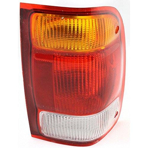 (Tail Light for RANGER 98-99 Right Side Lens and Housing)