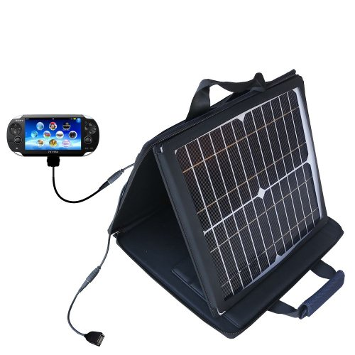 Solar Charging Station For Cell Phone - 9