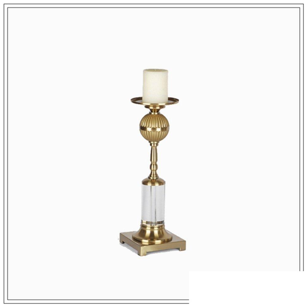 Neo-klassischen heimische Wohnzimmer Leuchter Dekoration Ornamente Veranda dekorative Kerze-L