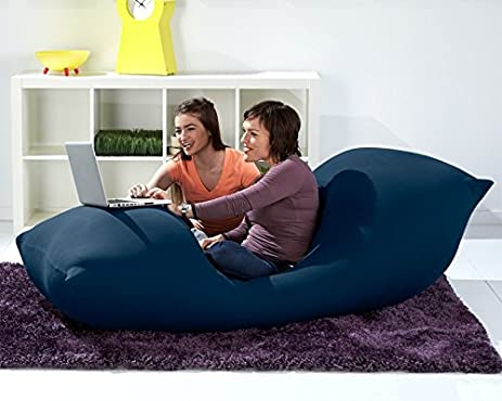 Yogibo Max Giant Bean Bag 6 Feet Blue