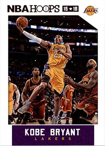 cheap for discount e4221 ba603 Kobe Bryant 2015 2016 Hoops NBA Basketball Series Mint Card 172 M (Mint)