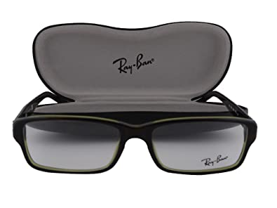 Amazon.com: Ray Ban rb5169 Eyeglasses 54 – 16 – 140 Top ...