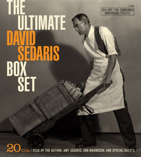 The Ultimate David Sedaris Box Set by Brand: Grand Central Publishing