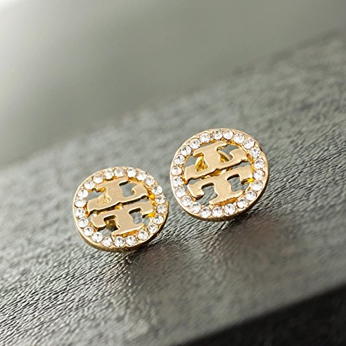 darling-jewelry-womens-fashion-earrings-round-crystal-stud