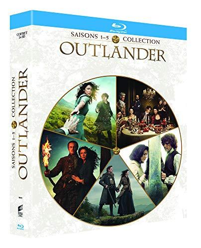 Outlander - Saisons 1 - 5 [Francia] [Blu-ray]