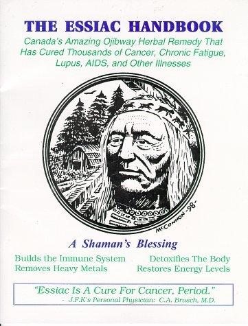 The Essiac Handbook (stapled handbook binding) by James Percival (1994-06-02)