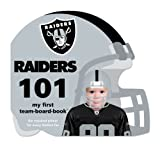 Oakland Raiders 101 (My First Team-board-book)