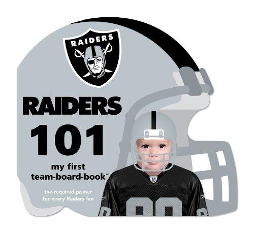 Oakland Raiders 101 (My First Team-board-book)