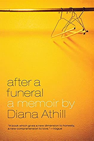 book cover of After A Funeral