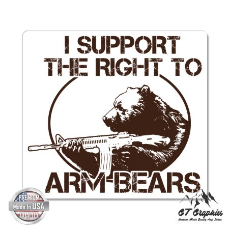 Right To Arm Bears Funny - 8