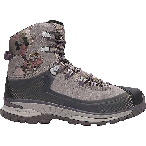 Under Armour UA Ridge Reaper Elevation Boot - Mens Reaper Camo Barren / Highland Bluff / Owl Brown 8 from Under Armour