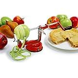 Trade shop–Pèle pommes trancheur Epluche poires essuie-glace pour pommes de terre fruits Levier torsoli acier