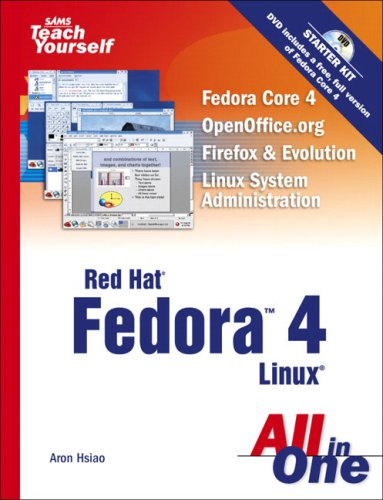 Sams Teach Yourself Red Hat® Fedora™ 4 Linux All in One