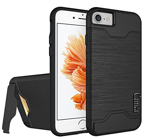 Price comparison product image Case for iPhone 7 Plus,iPhone 7 Plus Case,iPhone 7 Plus Cases,iPhone 7 Plus Back Case,Canica iPhone 7 Plus Hybrid Wallet Case Protective Hard Cover Skin Card Holder for iPhone 7 Plus