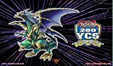 Playmat: Chaos Emperor, The Dragon of Armageddon (YCS 200 Topcut 64 Replica)
