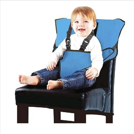 Bebé, Cinturón De Seguridad Para Bebés, Silla Portátil De Viaje ...