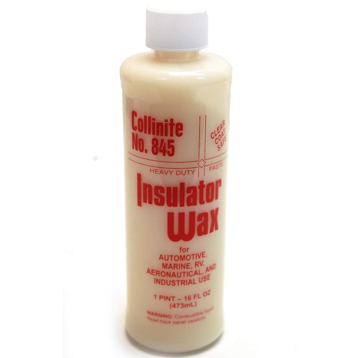 Collinite 845 Insulator Wax}