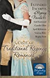 img - for A Taste of Traditional Regency Romances: Extended excerpts of Regency novels (Bluestocking League Book 1) book / textbook / text book