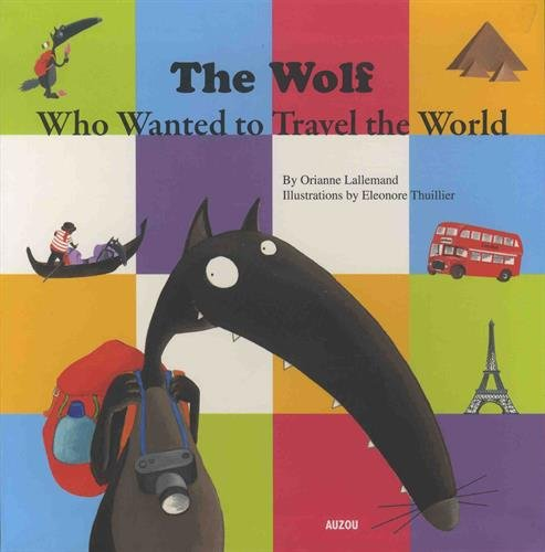 Download The Wolf Who Wanted to Travel the World pdf